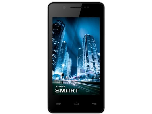 Смартфон KENEKSI SMART White
