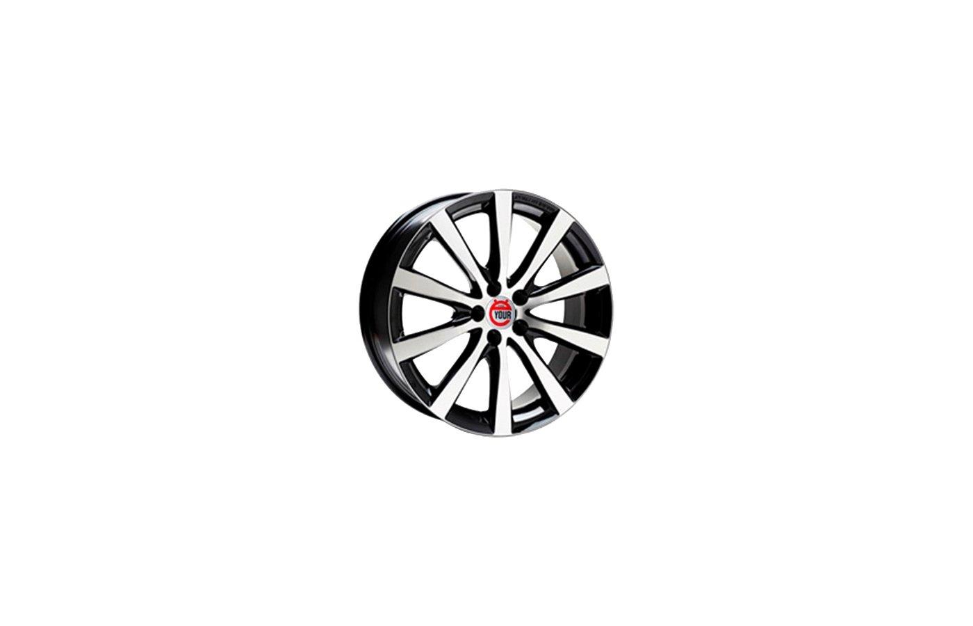 Диск Ё-wheels E14 6x15/5x100 D57.1 ET40 GMF