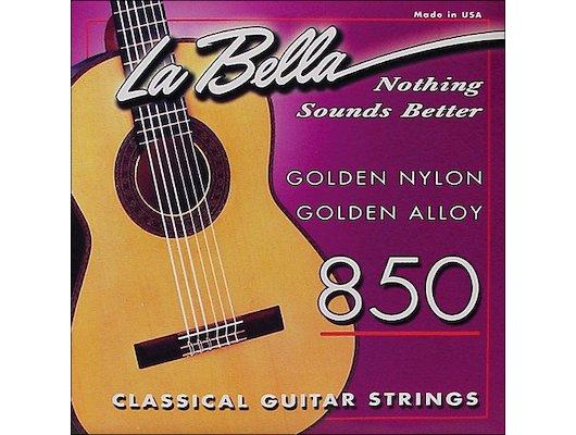Гитара Cтруны LA BELLA 850
