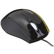 Фото Мышь проводная CANYON CNR-MSO01NG USB Black-Green