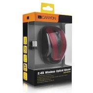 Фото Мышь беспроводная CANYON CNR-MSOW06R Wireless Red