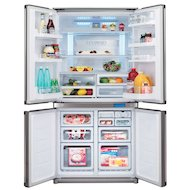Фото Холодильник SHARP SJ-F96SPBE