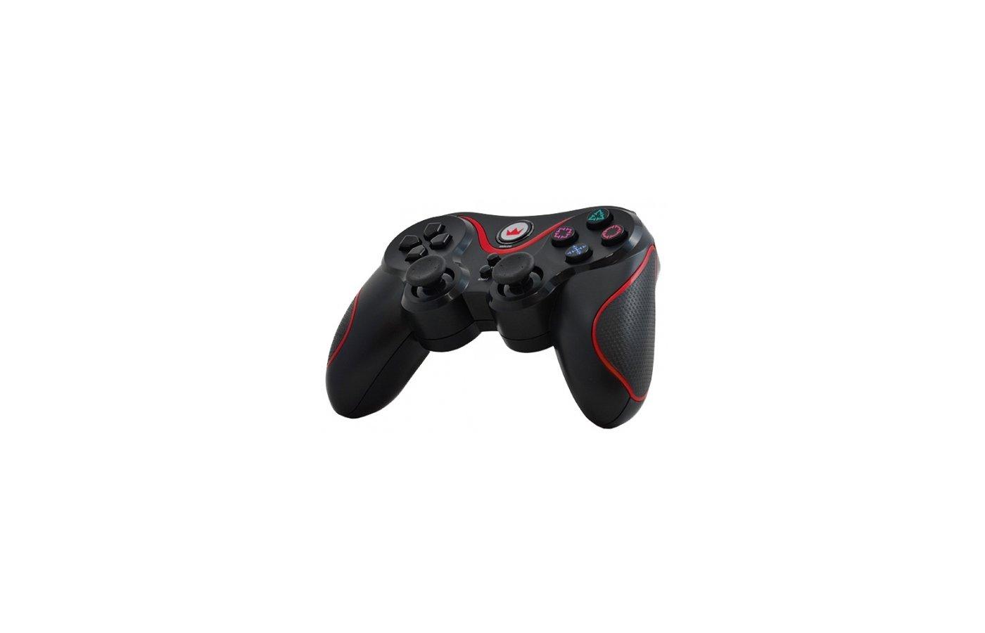PS3: Контроллер игровой беспроводной CROWN CMG-707