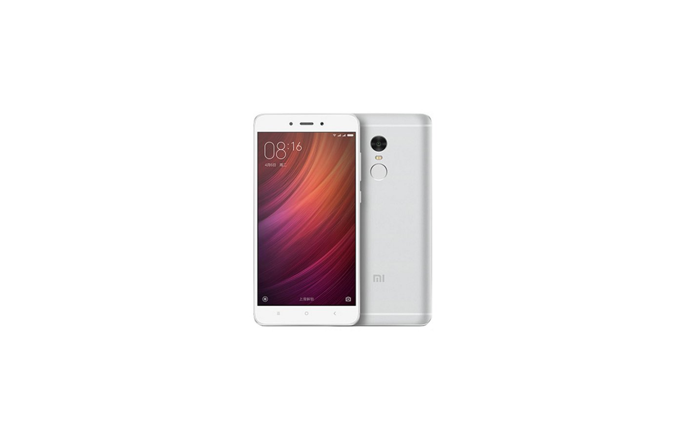 Смартфон Xiaomi Redmi Note 4 Silver 64GB