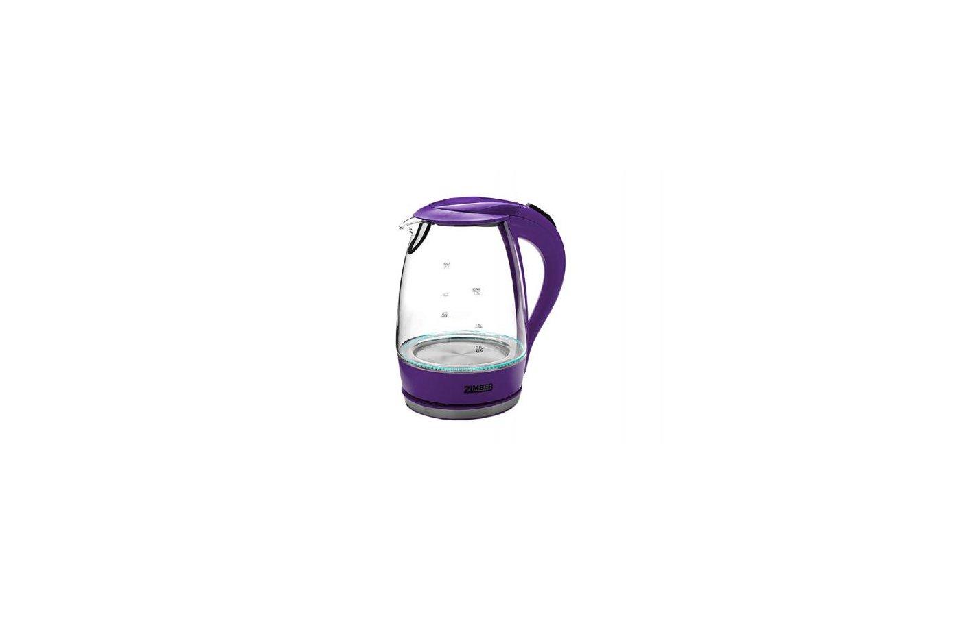 Чайник электрический  ZIMBER ZM-10823