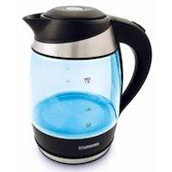 Чайник электрический  StarWind SKG 2216 голубой/черный