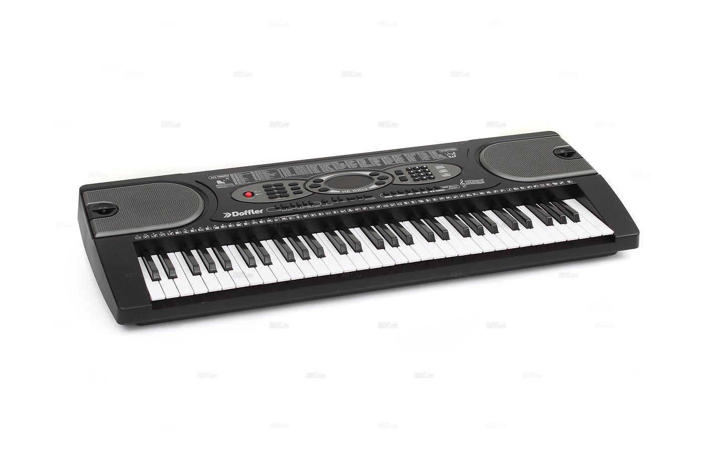 Музыкальный инструмент DOFFLER KE 6103