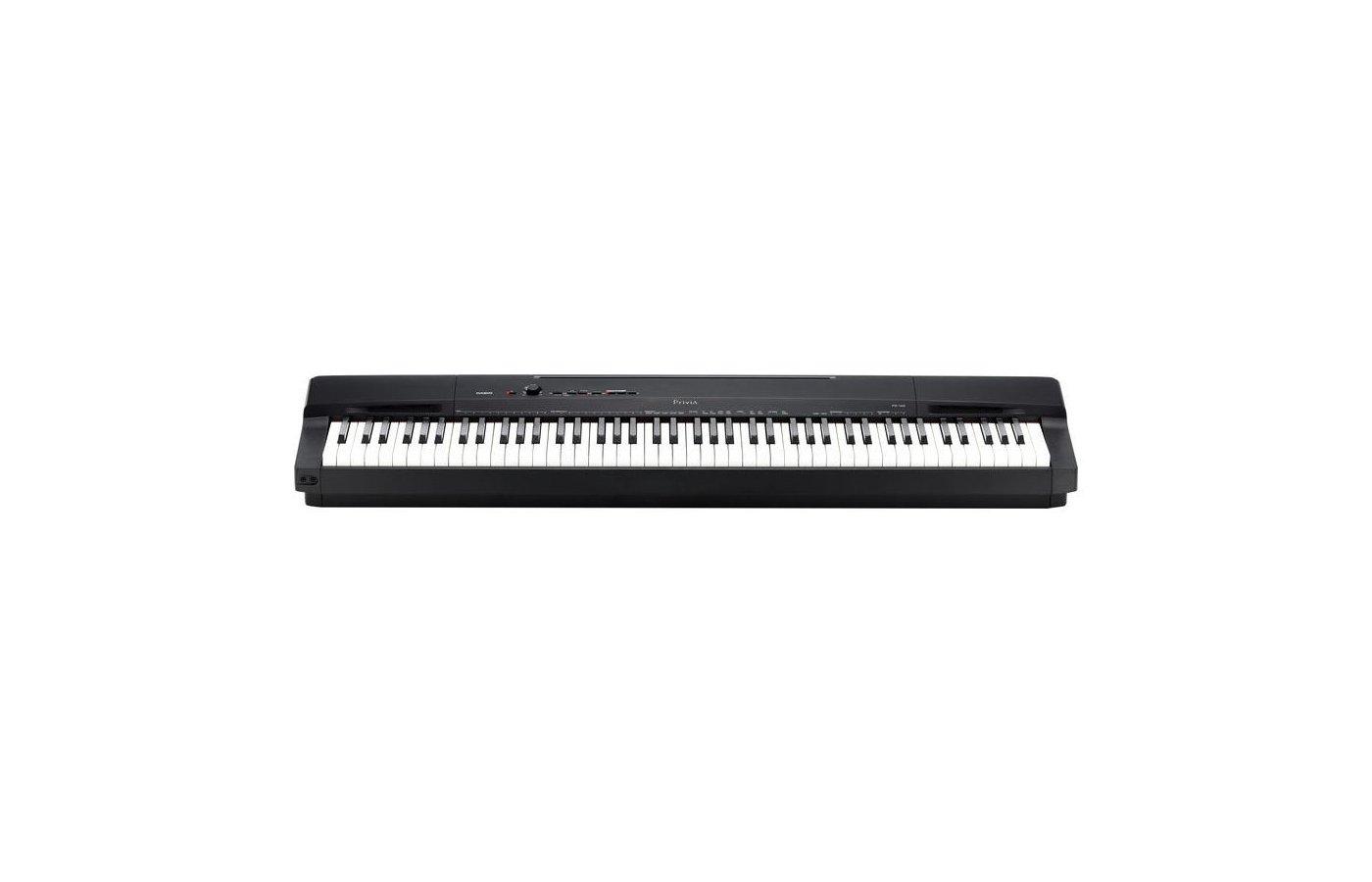 Музыкальный инструмент CASIO Privia PX-160BK
