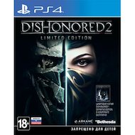 Фото Dishonored 2. Limited Edition (PS4 русская версия)