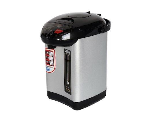 Чайник электрический  ELGREEN EL-50 серебро/черн.
