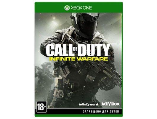 Call of Duty Infinite Warfare (Xbox One русская версия)