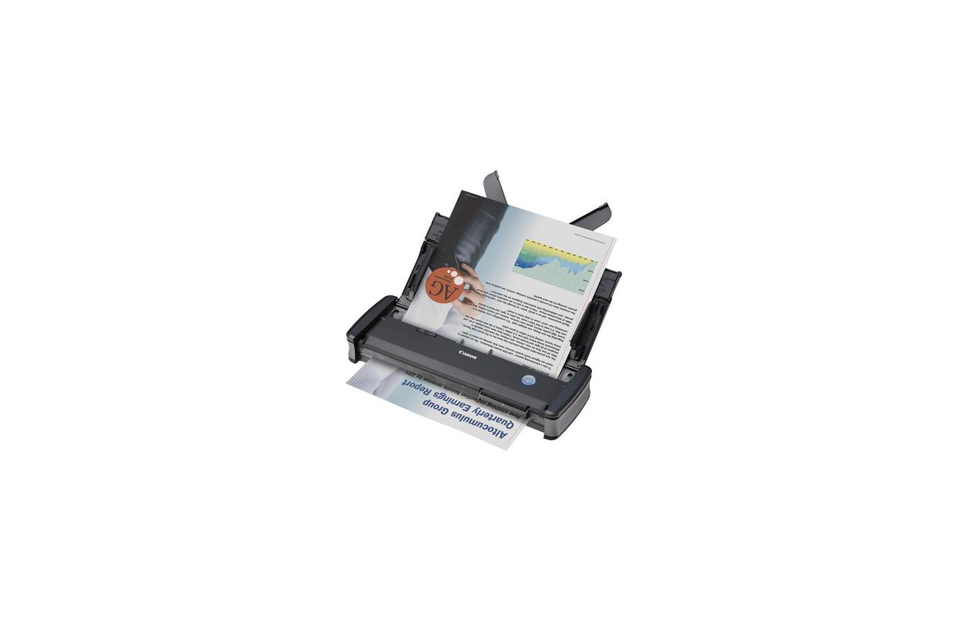 Сканер Canon P-215II /9705B003/