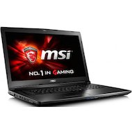 Фото Ноутбук MSI GL72 6QD-224RU /9S7-179675-224/ intel i5 6300HQ/6Gb/500Gb/DVDRW/GTX 950M 2Gb/17.3HD+/WiFI/Win10