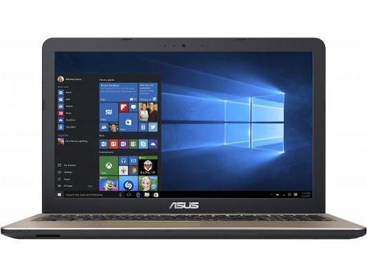 Ноутбук ASUS X540SC-XX041T /90NB0B21-M00750/ intel N3700/4Gb/1Tb/GT810 1Gb/DVDRW/15.6/WiFi/Win10