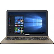 Ноутбук ASUS X540LJ-XX187T /90NB0B11-M03910/ intel i5 5200U/4Gb/500Gb/DVDRW/GF920M 1Gb/15.6/WiFi/Win10