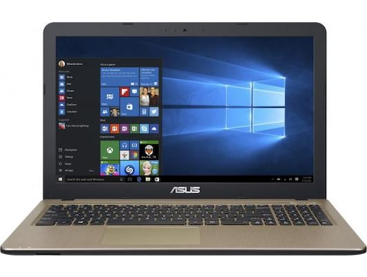 Ноутбук ASUS X540SA-XX009T /90NB0B31-M06350/ intel N3050/4Gb/1Tb/DVDRW/15.6/WiFi/Win10