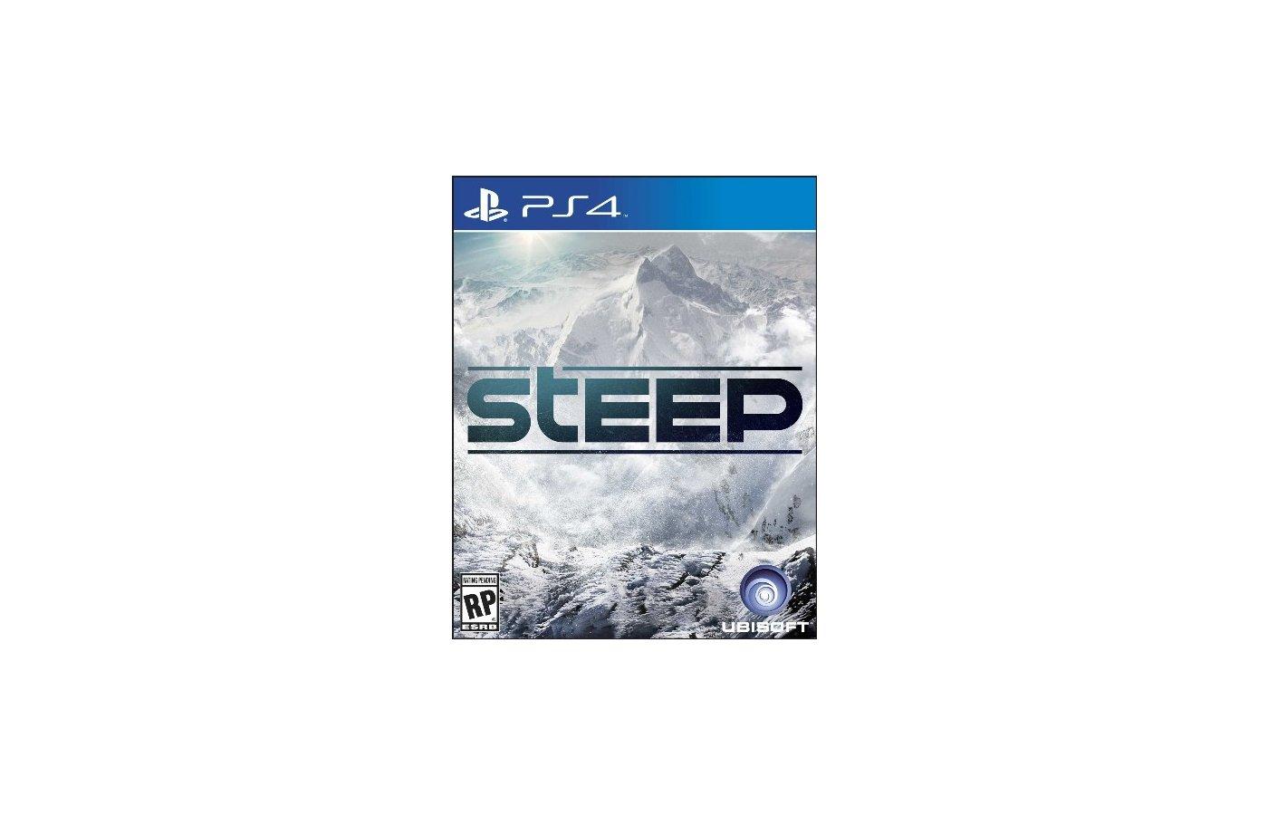 Steep (PS4 русская версия)