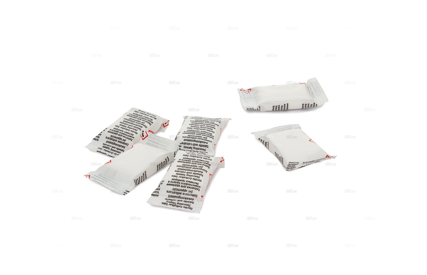 Моющее средство для чайников FILTERO 604 Таблетки от накипи д/чайников 6шт