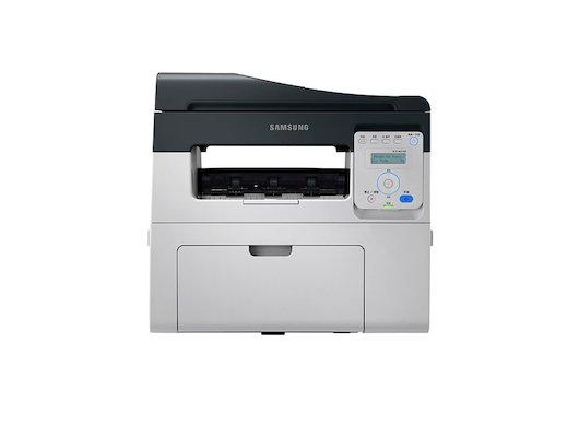 МФУ Samsung SCX-4650N/XEV А4 24/24стр/мин(принтер/сканер/копир) сеть