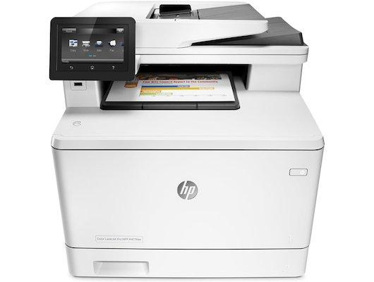 МФУ HP LaserJet Pro M477fnw /CF377A/