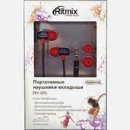 Фото Наушники вкладыши Ritmix RH-185
