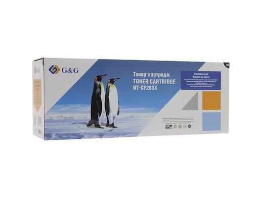 Картридж лазерный GG NT-CF283X