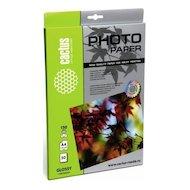 Фото Фотобумага Cactus CS-GA415050E A4/150г/м2/50л./белый глянцевое для струйной печати