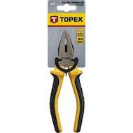 Фото Расходные материалы для инструментов TOPEX 32D100 Плоскогубцы комбинированные. 200 мм