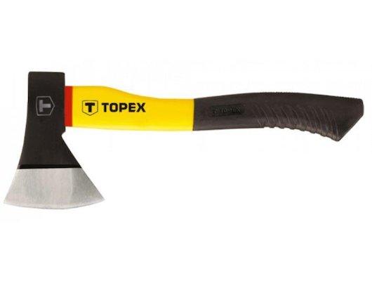 Набор ручных инструментов TOPEX 05A200 Топор 600 г. рукоятка из стекловолокна