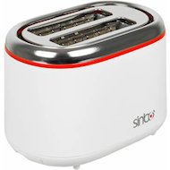 Тостер SINBO ST 2420 белый/красный