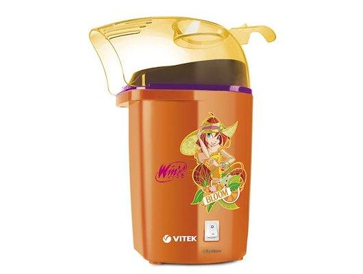 Бутербродница VITEK Winx WX-1301 попкорн