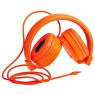 Фото Наушники накладные  Partner Orange оранжевый