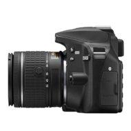 Фото Фотоаппарат зеркальный Nikon D3400 AF-P 18-55 II (DX) black
