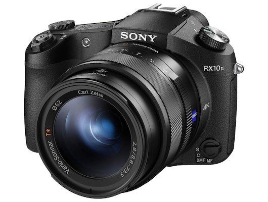 Фотоаппарат компактный SONY DSC-RX10M2