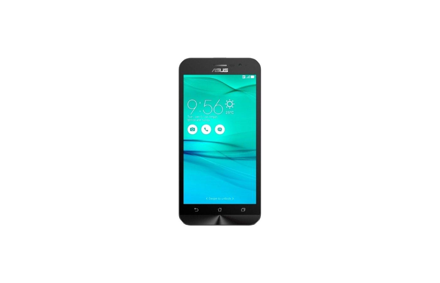 Смартфон ASUS ZB500KG Zenfone Go 8Gb black