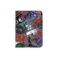 Фото Чехол Обложка Pocketbook для 602/603/612 ткань с рисунком