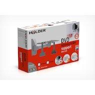 Фото Кронштейн для телевизоров Holder DRS-3101 черный DVD Receiver Support