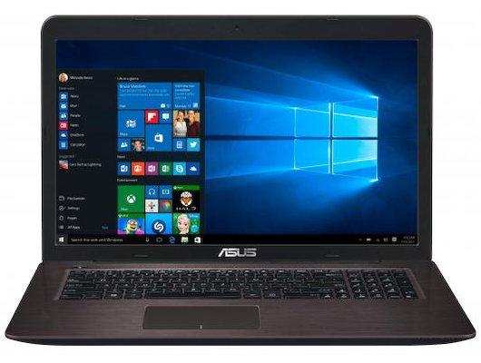 Ноутбук ASUS X756UA-TY160T /90NB0A01-M01970/