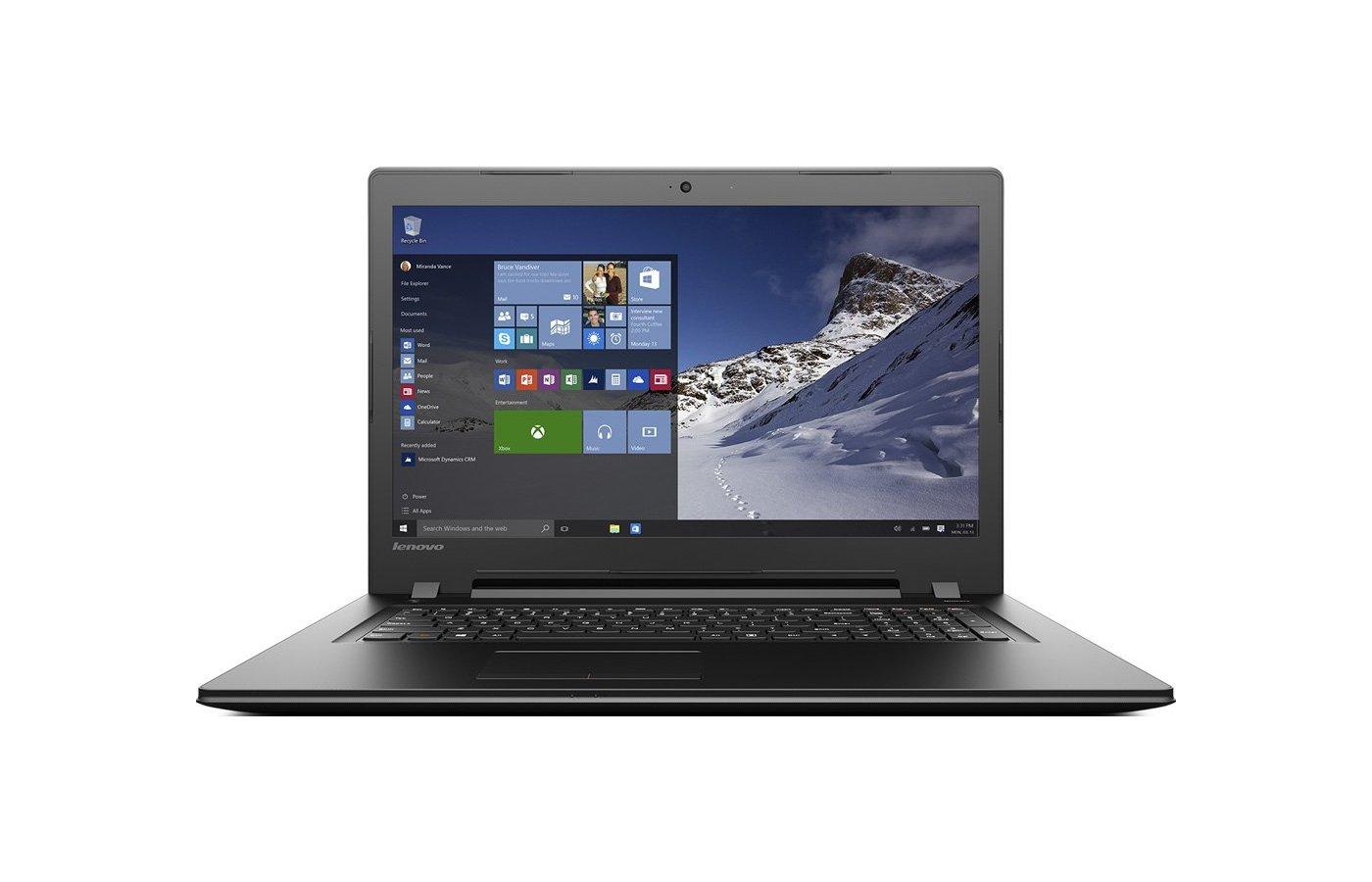Ноутбук Lenovo IdeaPad B7180 /80RJ00EYRK/