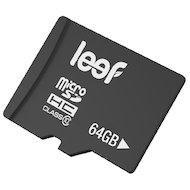 Карта памяти LEEF microSDXC 64Gb Class 10 (LFMSD-06410R)