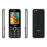 Фото Мобильный телефон TeXet TM-301D черный-серебристый