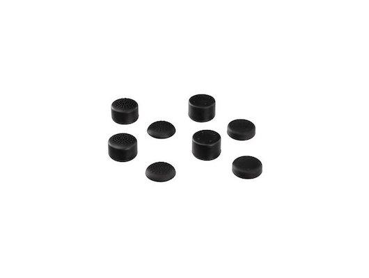 Hama StickPads черный. Накладки для кнопок контроллера для PlayStation 4 (00115406)