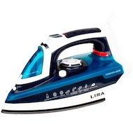 Утюг LIRA LR 0602 белый/синий