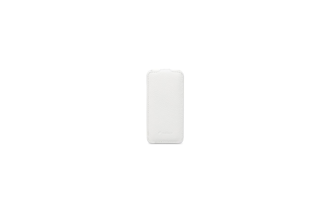 Чехол Melkco для Samsung i9500 Galaxy S4 белый