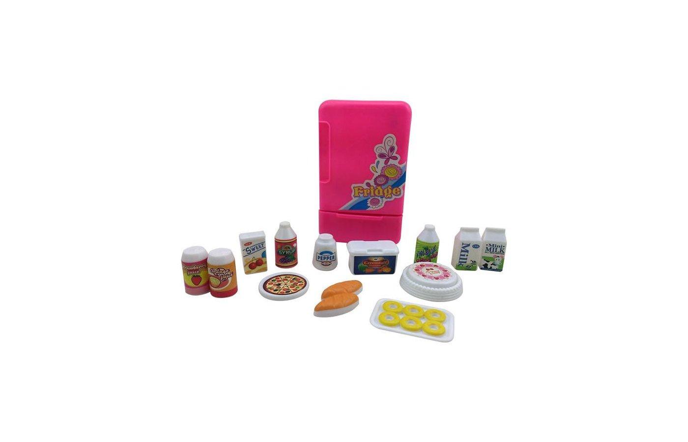 Игрушка KRUTTI 1856 KS01-3 холодильник и продукты