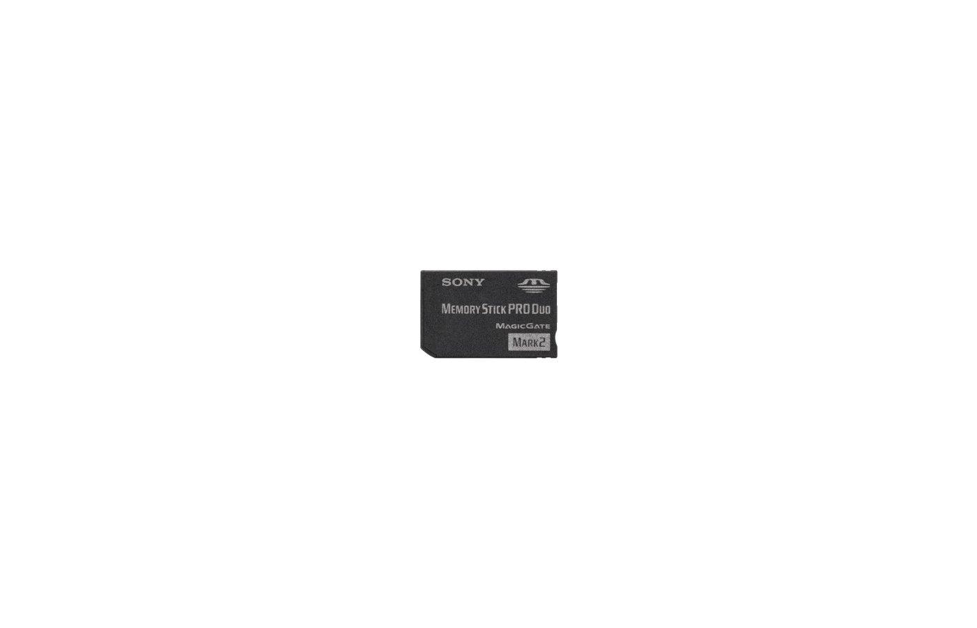 Карта пямяти MS pro duo 2GB
