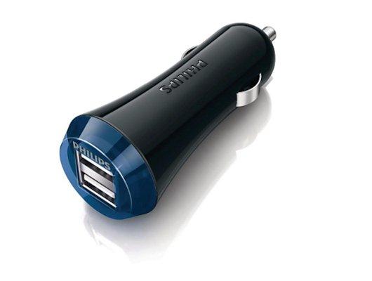 Зарядное устройство Philips DLP2257 автомобильное