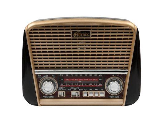 Радиоприемник Ritmix RPR-050 Gold