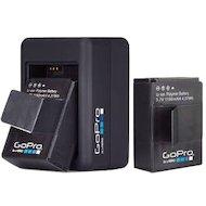 Фото GoPro Зарядное устройство для 2-х батарей для Hero3 и Hero3+ AHBBP-301
