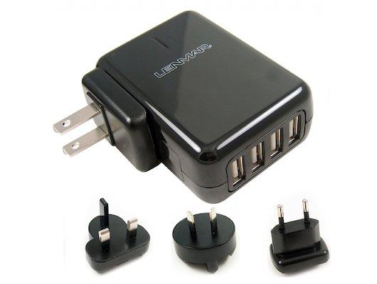 Зарядное устройство Lenmar ACUSB4 адаптер